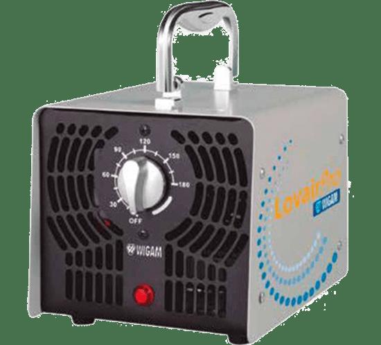 LOVAIR-PRO, Ozonizzatore Sanificante di Ambienti
