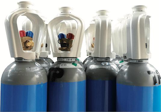 Bombole GAS Refrigerante naturale CO2 R-744 Air Liquide