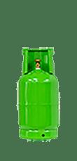 12,5L R410, R407C, R134a Refrigeranti