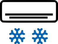 Icona AC residenziale Refrigerazione